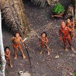 Truyện cười : Khỏa thân như thổ dân
