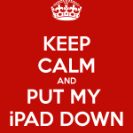 Cùng bỏ điện thoại và iPad xuống