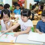 Dạy trẻ cách làm việc nhóm hiệu quả