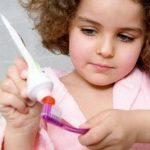 Khi nào nên đánh răng cho trẻ