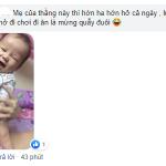 """Lúc nào cũng cau có với chồng, cô gái sinh con mặt """"khó ở"""" y chang mẹ"""