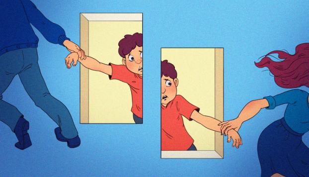 10 điều sẽ xảy ra khi cha mẹ không ly hôn, cố gắng chung sống 'vì con' 2